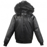 Black outerwear UCXX for men