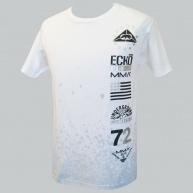 ECKO MMA . - EM317-T04 - WHT - Rough N Tough T-Shirt