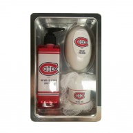 NHL Soap KIT Montreal Canadiens