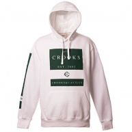 White hoodie Crooks & Castles for men
