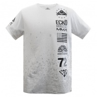 White t-shirt Ecko MMA for men