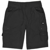 Black cargo short Ecko Unltd for men