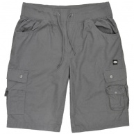 Grey cargo short Ecko Unltd for men