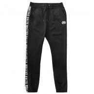 Black fleece jogger Ecko Unltd for men