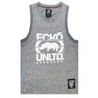Grey tank top Ecko Unltd for men
