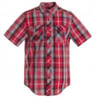 Red shirt short sleeve Ecko Unltd for men