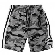 Grey camo short Ecko Unltd for men