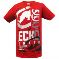 Red t-shirt Ecko Unltd for men