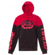 Grey hood zip Ecko Unld for men