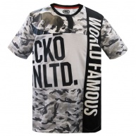 Camo t-shirt Ecko Unltd for men