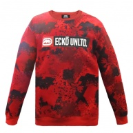 Red crewneck Ecko Unltd for men
