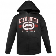 Black hood zip Ecko Unltd for men