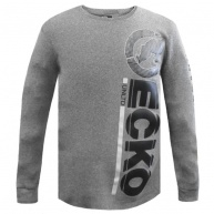 Grey t-shirt long sleeve Ecko Unltd for men