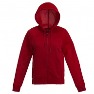 Red hood zip Ecko Red for women
