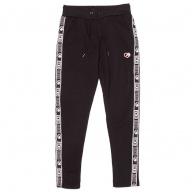Black jogger Ecko Red for women