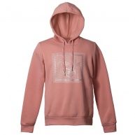 Pink hoodie Ecko Red for women