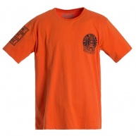 Orange t-shirt Headrush for men