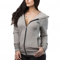 Hood zip Headrush for women