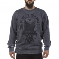 Gray crewneck Headrush for men
