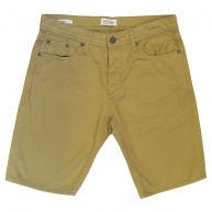 Khaki short Jack & Jones for men