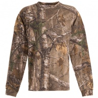 Long sleeve t-shirt camo for men