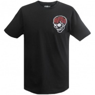 Black t-shirt Rumblr for men