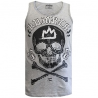 Grey tank top Rumbler for men