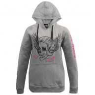 Grey hoodie Rumblr for women