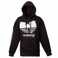Black hoodie Wutang for men
