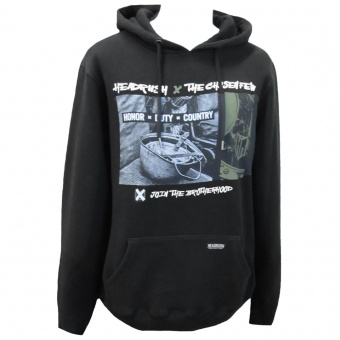 Headrush. - 2702-J690 -BLK- Brother Hood