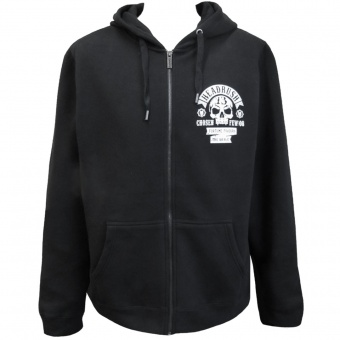 Headrush. - 2900-J361 - BLK - 13TH Skull Zip