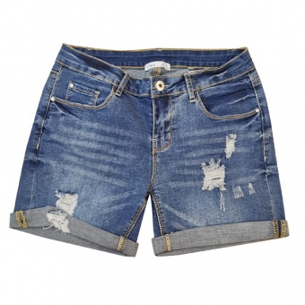 Denim short for women
