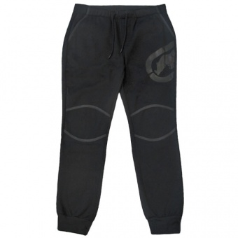 Black fleece jogger Ecko Unlimited for men