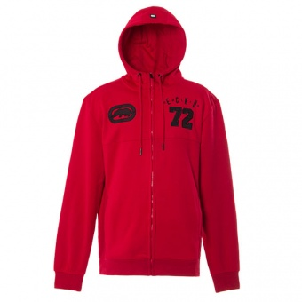 Red hood zip Ecko Unltd for men