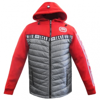 Red jacket Ecko Unltd for men