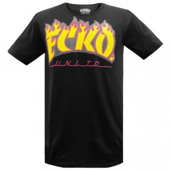 Black t-shirt Ecko Unltd for men