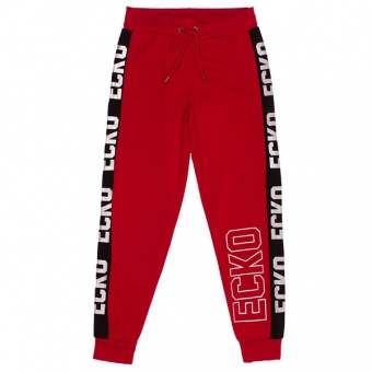 Red jogger Ecko Red for women