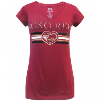 T-shirt Ecko Red for women