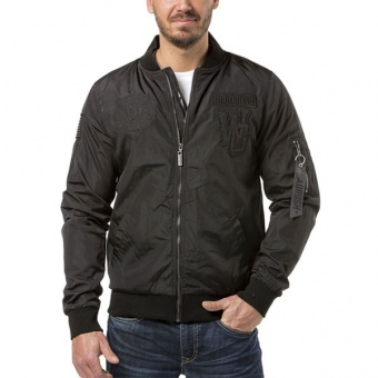 Black jacket Headrush for men