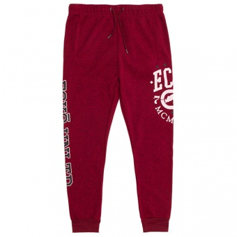 Red fleece jogger Ecko Unltd for men