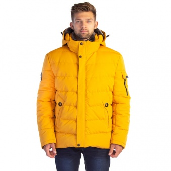Yellow outerwear Oxygen for men
