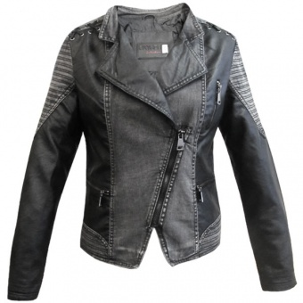 Black jacket Oxygen for women