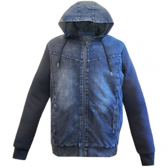 Jean jacket Oxygen for men