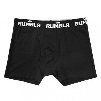 Black boxer Rumblr for men