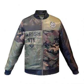 Camo jacket for men