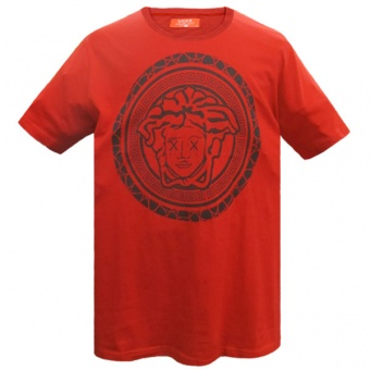 Red t-shirt UCX for men