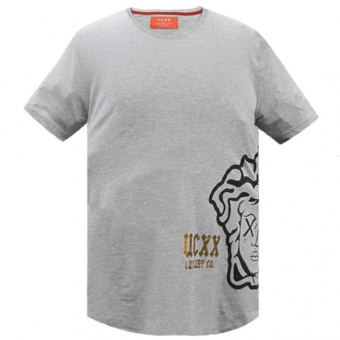 Grey t-shirt UCX for men